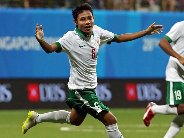 Sepakbola Indonesia Gagal di SEA Games 2015, Evan Dimas Minta Maaf