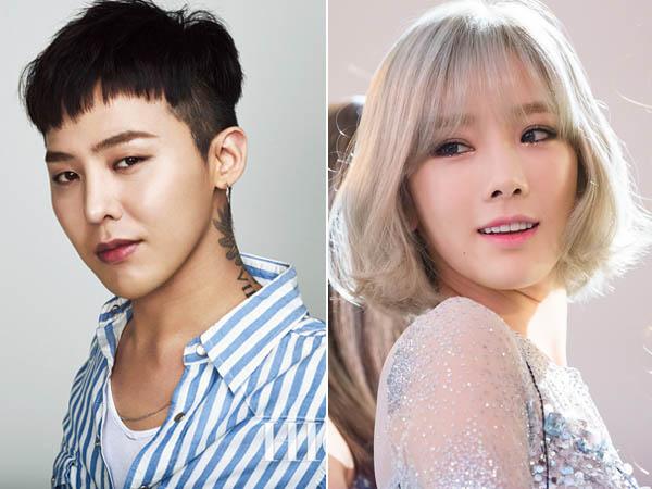 Rumor Pacaran G-Dragon dan Taeyeon Kembali Muncul dengan Sederet Bukti Netizen Ini