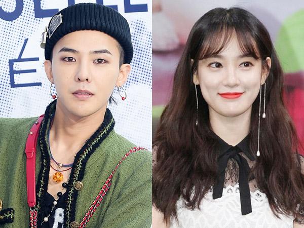 Agensi Angkat Bicara Soal Tersebarnya Foto 'Bukti Pacaran' G-Dragon & Lee Joo Yeon