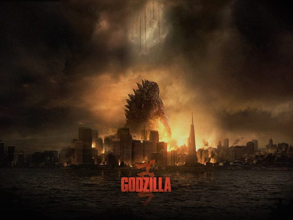 Godzilla : Kembalinya Si Monster Legendaris!