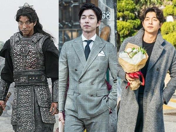 Klasik Hingga Modern, Gong Yoo Rela Pakai Ratusan Kostum Demi Transformasi Karakter 'Goblin'