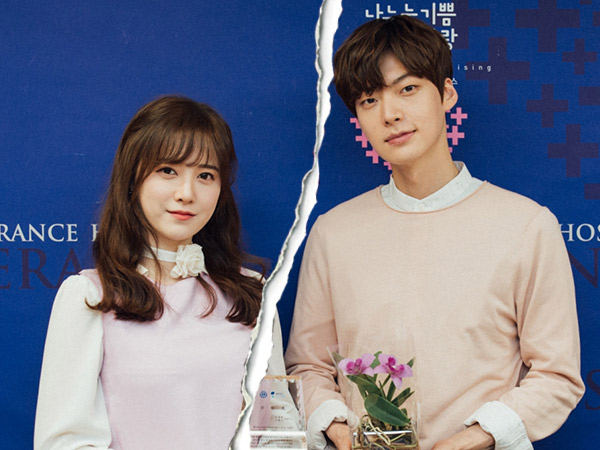 Goo Hye Sun dan Ahn Jae Hyun Resmi Cerai