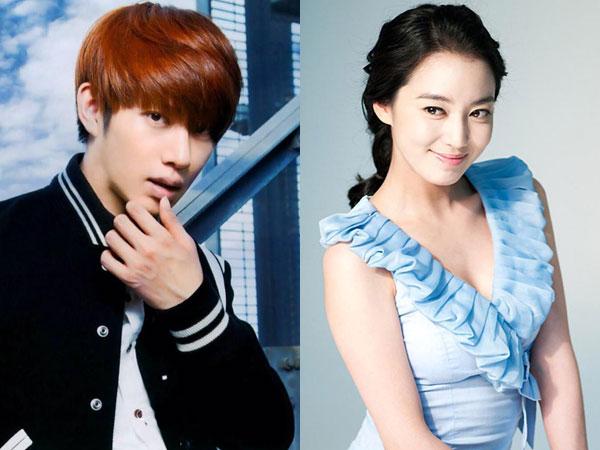 Heechul Suju & Aktris Lee So Yeon Terlihat Ikut Syuting 'Running Man' !