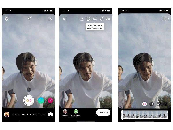 Instagram Punya Filter Baru untuk Boomerang, Sudah Coba?