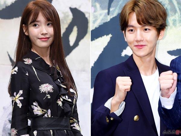 Drama 'Scarlet Heart' Rilis Potongan Adegan Perkelahian Lucu IU dan Baekhyun EXO