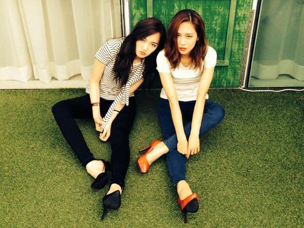 Sudah 'Mantan', Jia Tetap Tunjukkan Dukungan untuk Debut Solo Fei miss A