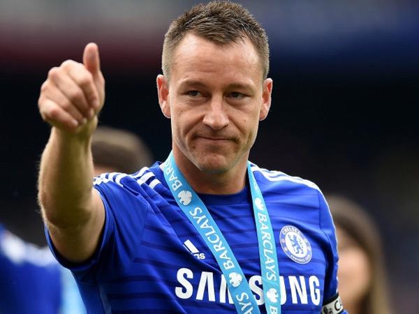 Jadi Andalan di Chelsea, John Terry Akan Gabung di Tim Sepakbola Tiongkok?