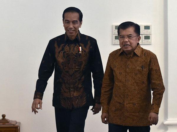 Tepis Isu Gaji Jokowi-JK Naik, Istana Negara Sebut Gaji Presiden Tak Berubah Sejak 2001