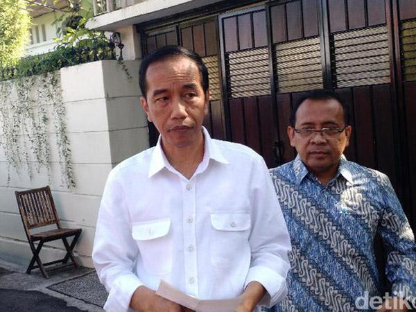 Begini Respon Keras Presiden Jokowi Terkait Bom Kampung Melayu