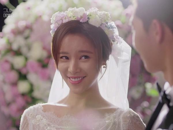 Pernikahan Terkesan Mendadak, Ini Alasan Hwang Jung Eum
