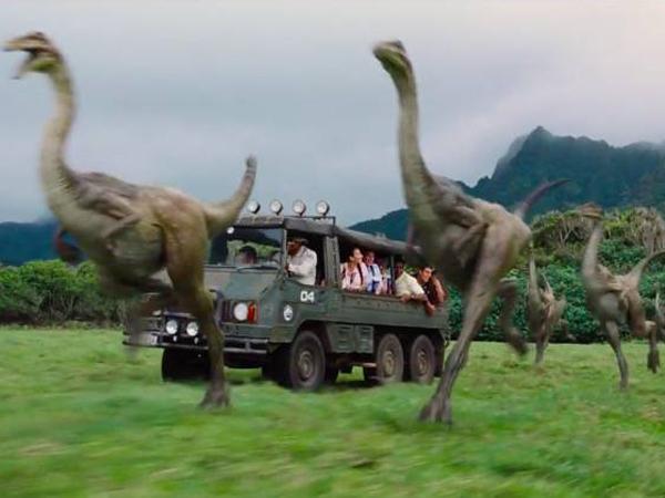 Trailer 'Jurassic World' Ajak Penonton Hidupkan Kembali 'Jurassic Park'