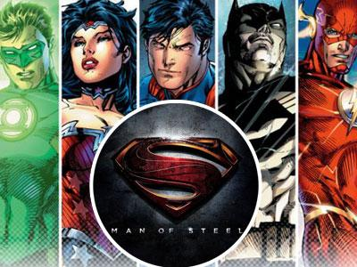 Nasib Film Justice League Berada Ditangan Kesuksesan Man Of Steel
