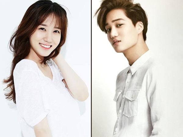 Ini Aktris Cantik yang Siap Temani Kai EXO di Debut Aktingnya dalam Web Drama 'Choco Bank'