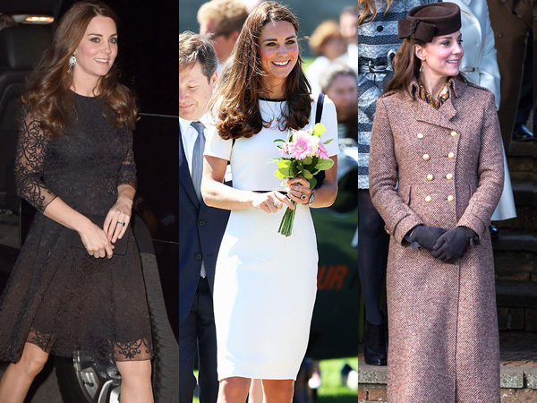 Intip Gaya Fashion Terbaik Kate Middleton Sepanjang 2014 Yuk!