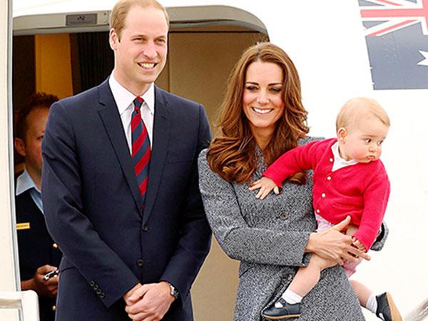 Pangeran William, Kate Middleton, dan Pangeran George Berlibur! Kemana Mereka Pergi?
