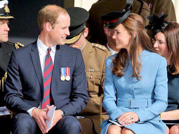 Pangeran William Anggap Rambut Kate Middleton Mimpi Buruk?