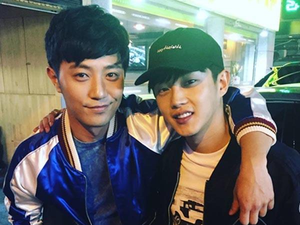 Temu Kangen, Kim Min Suk Dapat Hadiah Spesial Dari Jin Goo?