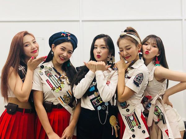 Red Velvet Mulai Umumkan Jadwal Konser Luar Negeri, Bakal Mampir ke Indonesia?