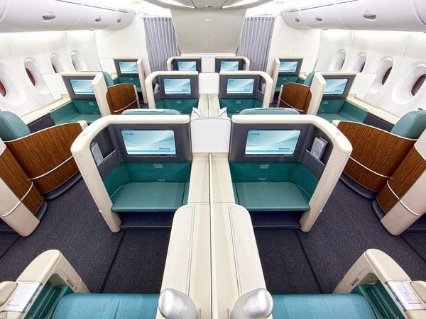 Super Mewah, Ini Dia Pesawat Kelas Premium yang Ditumpangi 'Keluarga' SM Entertainment