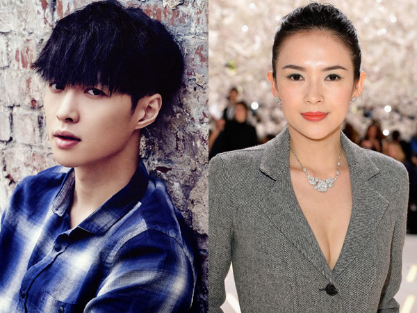 Wah, Lay EXO Syuting Film Bareng Zhang Ziyi?