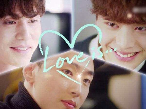 Sungjae BTOB Hingga Lee Dong Wook Siap Temani Waktu White Day Lewat Web Drama!