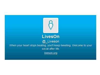 Aplikasi Twitter Ini Khusus Bagi Orang Mati