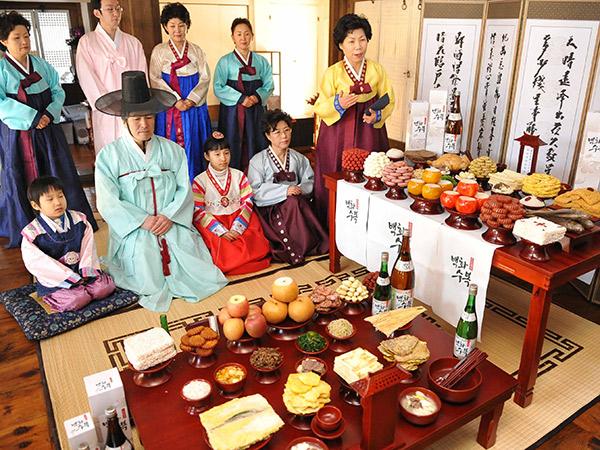 Mengenal 7 Hidangan Wajib yang Dihidangkan di Perayaan Chuseok, Hari 'Lebaran' Orang Korea