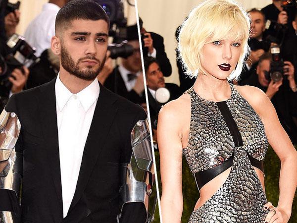 Zayn Malik Hingga Taylor Swift, Inilah Meme Kocak Para Selebriti di Met Gala 2016