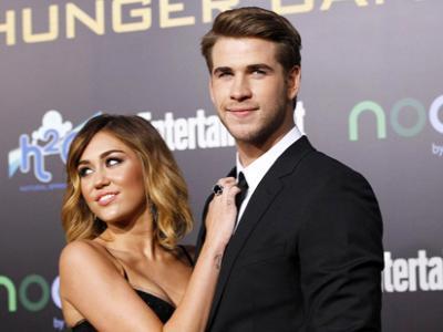 Miley Cyrus dan Liam Hemsworth Ingin Punya Banyak Anak