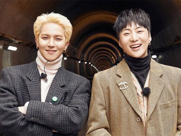 Catat Tanggal Tayang Reality Show Baru Mino dan Seungyoon WINNER