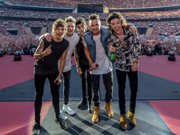 Dari Bir Lokal Hingga Ruangan Khusus Merokok, Ini Bocoran 'Riders' Tur One Direction!
