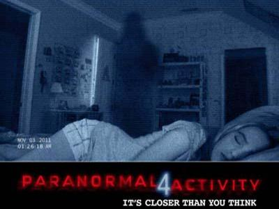 Paranormal Activity 4 Duduki Puncak Box Office