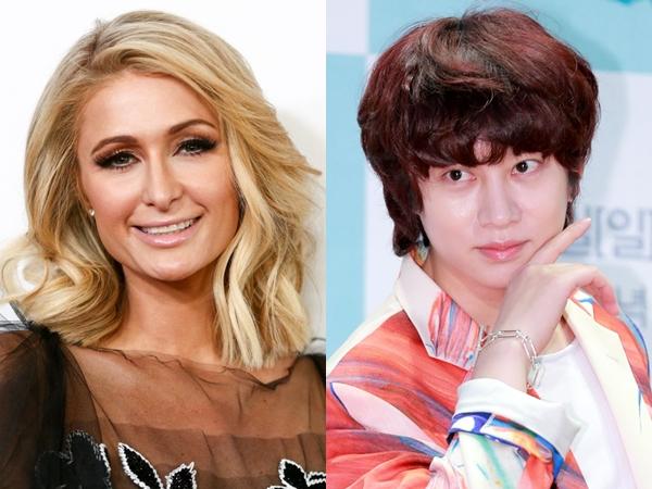 Paris Hilton Jadi Bintang Tamu Spesial Variety Show Heechul Super Junior