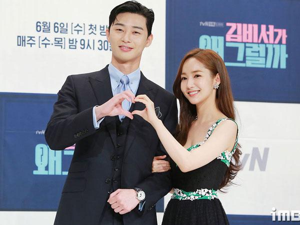 Park Seo Joon Mengaku Suka Nonton Drama Park Min Young Saat Wajib Militer