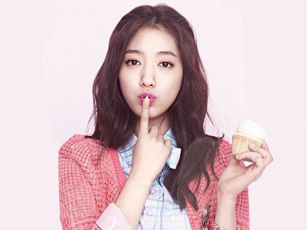 Park Shin Hye Tak Mengira Ciuman Rotinya Jadi Terlihat Begitu Seksi di Kamera!