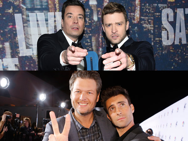 Persahabatan Selebriti Pria Ini Buat Mereka Pantas Dapat Gelar 'Golden Friendship'-nya Hollywood!
