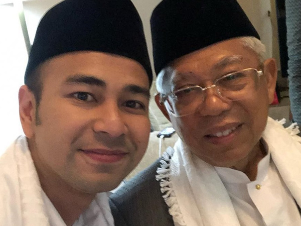 Raffi Ahmad Diincar Jadi Calon Wakil Walikota Tangsel Temani Putri Ma'ruf Amin