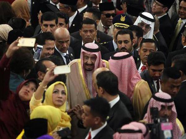 Akhirnya Diumumkan, Ini Daftar Tokoh Islam dan Ulama Yang Bertemu Raja Salman