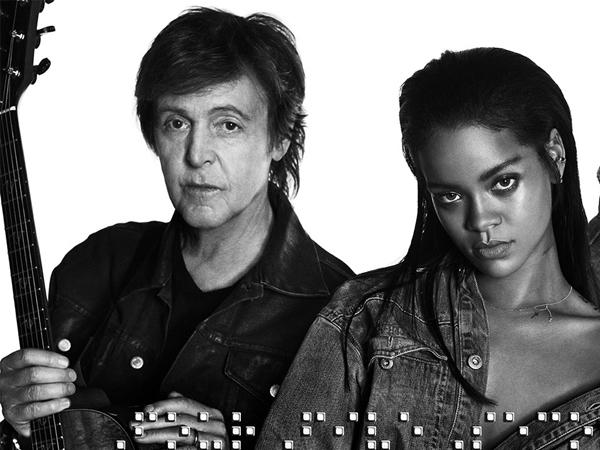 Kolaborasi dengan Paul McCartney, Ini Kata Rihanna!