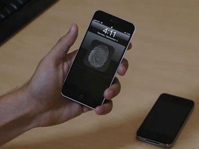 Benarkah Android Akan Tiru Sensor Sidik Jari iPhone 5s?