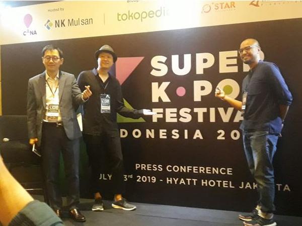 Perlu Diperhatikan, Ini Daftar Harga Tiket dan Seatplan Super K-pop Festival Indonesia 2019