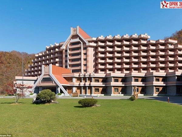 Duh, Hotel dan Ski Resort Mewah Proyek Kim Jong Un di Korea Utara Ini Sepi Pengunjung?