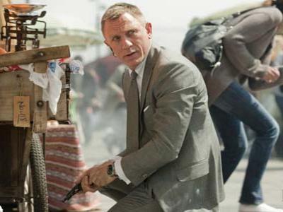 Musuh Baru James Bond Akan Lebih Seru