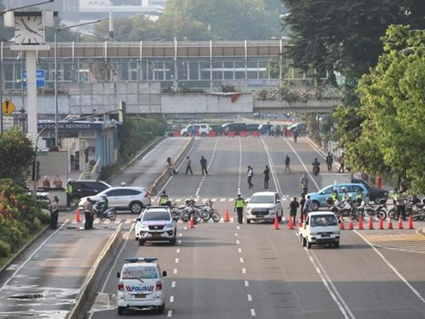 Catat! Akses Jalan Tol Hingga KRL di Jabodetabek Ini Akan Segera Ditutup Demi Memutus Rantai Penyebaran Corona