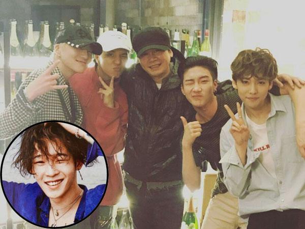 Taehyun Ceritakan Momen Reuni Mengharukan dengan Bos YG dan WINNER