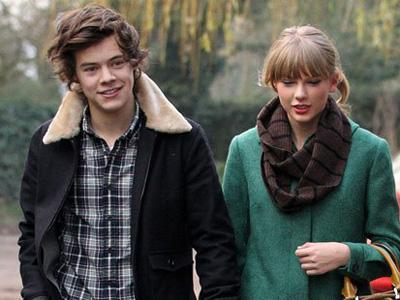 Wah, Harry Styles Minta Taylor Swift Buatkan Lagu Tentang Dirinya!