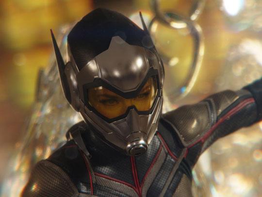'The Wasp' Disebut Akan Jadi Pemimpin Karakter Perempuan Marvel?
