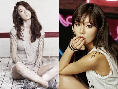 HyunA 4Minute Harus Berjuang 10 Tahun untuk Kalahkan Kahi eks After School?