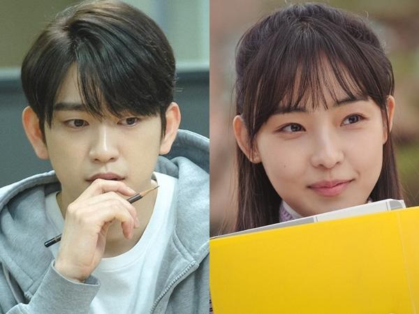 tvN Rilis Foto Teaser Jinyoung GOT7 dan Jeo So Nee dalam Drama 'Blossom'