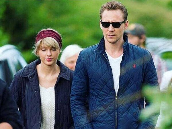 Ditanya Soal Taylor Swift, Ini Reaksi Gugup Tom Hiddleston